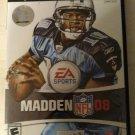 Madden NFL 08 Football (Sony PlayStation 2, 2007) PS2 CIB Complete