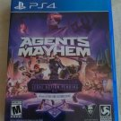 Agents of Mayhem (Sony PlayStation 4, 2017) PS4 Tested