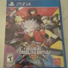 BlazBlue: Cross Tag Battle (Sony PlayStation 4) PS4 Tested