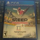 Steep: Winter Games Edition (Sony PlayStation 4, 2017) PS4 Tested