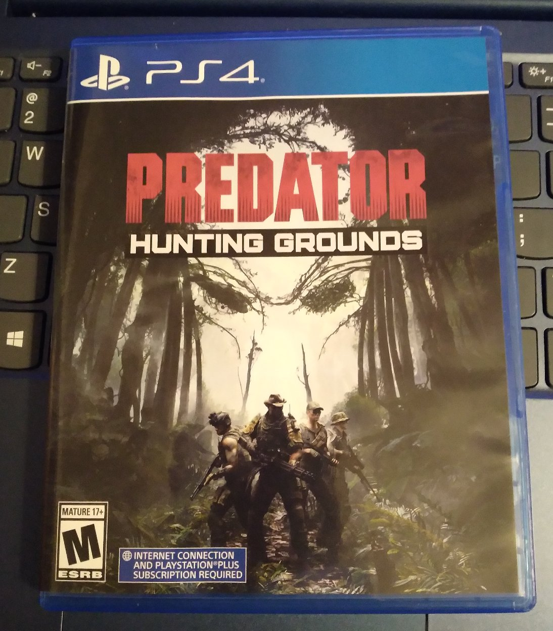 Predator: Hunting Grounds (Sony PlayStation 4, 2020) Tested PS4