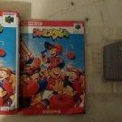 Family Stadium 64 Baseball (Nintendo 64) With Box N64 Japan Import US Seller