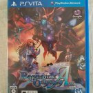 Ragnarok Odyssey ACE (Sony PlayStation Vita, 2013) Japan Import PS Vita