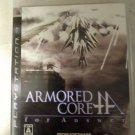 Armored Core: For Answer (Sony PlayStation 3) W/ Manual Japan Import PS3 Tested