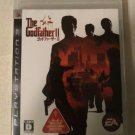 The Godfather II (Sony PlayStation 3, 2009) With Manual Japan Import PS3 Tested