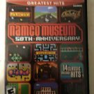 Namco Museum 50th Anniversary Greatest Hits(Sony PlayStation 2, 2005) PS2 Tested