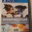Overwatch Legendary Edition (PlayStation 4, 2018) Factory Sealed PS4