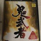Onimusha: Warlords (Sony PlayStation 2, 2002) Japan Import PS2 US Seler