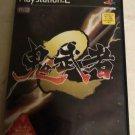 Onimusha 2: Samurai's Destiny (Sony PlayStation 2, 2002) Japan Import PS2