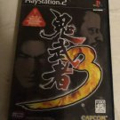 Onimusha 3: Demon Siege (Sony PlayStation 2, 2004) Japan Import PS2