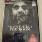 Silent Hill 4: The Room (Sony PlayStation 2, 2004) Japan Import PS2 US Seller
