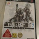 Metal Gear Solid 2: Substance (Sony PlayStation 2) Japan Import PS2 US Seller