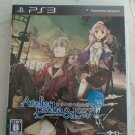 Atelier Escha & Logy Tasogare no Sora no Renkin Jutsushi PS3 Japan Import