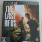 The Last of Us (Sony PlayStation 3, 2013) PS3 Japan Import USA Seller