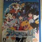 Digimon World: Next Order (Sony PlayStation Vita, 2017) Japan Import PS Vita