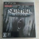 Silent Hill: Downpour (Sony PlayStation 3, 2012) PS3 Japan Import USA Seller