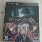 Dunamis 15 (Sony PlayStation 3, 2011) PS3 Japan Import USA Seller