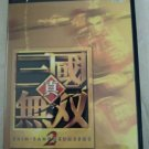 Shin Sangoku Musou 2 Dynasty Warriors 3 (Sony Playstation) Japan Import PS2