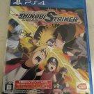 Naruto to Boruto: Shinobi Striker (Sony PlayStation 4) Japan Import PS4 Tested