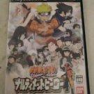 Naruto Narutimett Hero (Sony PlayStation 2, 2003) Japan Import PS2 US Seller