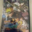 Naruto Narutimett Hero Axel 2 (Sony PlayStation 2, 2004) Japan Import PS2 US Seller