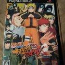 Naruto Shippuden: Narutimate Accel ( PlayStation 2) Japan Import PS2 US Seller
