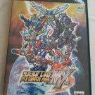 Super Robot Taisen Wars MX (Sony PlayStation 2) Japan Import PS2 US Seller