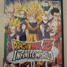 Dragon Ball Z: Infinite World (Sony PlayStation 2, 2008)Japan Import PS2