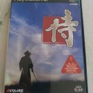 Way of the Samurai (Sony PlayStation 2, 2002) Japan Import PS2