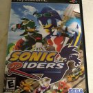 Sonic Riders (Sony PlayStation 2, 2006) Complete With Manual Tested PS2