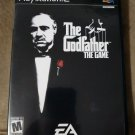 Godfather: The Game (Sony PlayStation 2, 2006) With Map & Manual Tested PS2