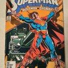Adventures of SUperman #425 VF/NM Marv Wolfman DC Comics
