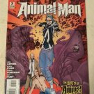Animal Man #7 VF/NM Jeff Lemire DC Comics The New 52