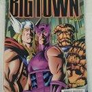 Bigtown #3 F/VF Marvel Comics Fantastic Four