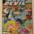 Blue Devil #17 VF/NM Crisis Crossover Issue DC Comics