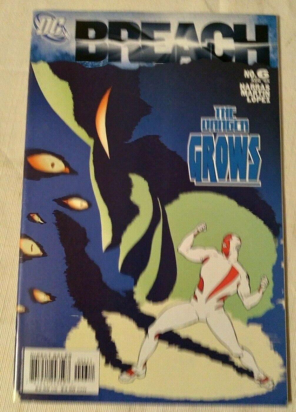 Breach #6 VF/NM DC Comics