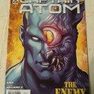 Captain Atom #6 VF/NM DC Comics The New 52