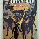 Challengers of the Unknown Vol 3 #7 VF/NM DC Comics