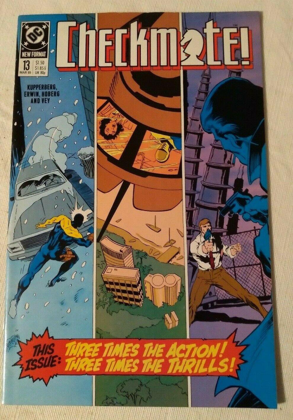 Checkmate Vol 1 #13 VF/NM DC Comics