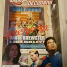 DC Universe Decisions #1 VF/NM Bill Willingham Judd Winick