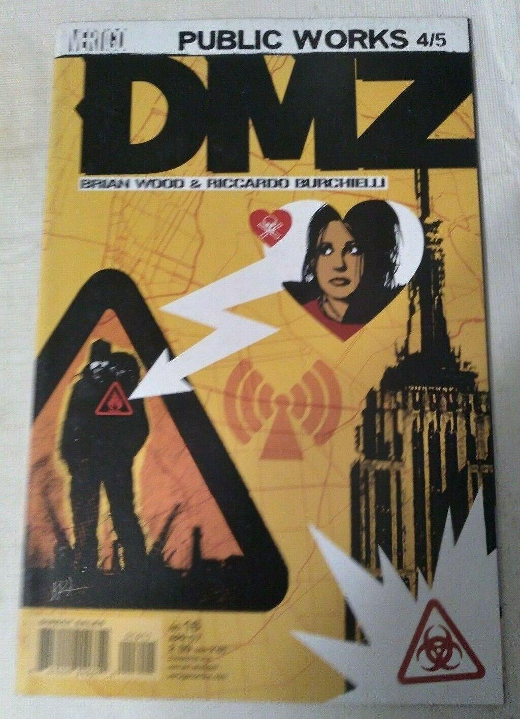 DMZ #16 VF/NM DC Vertigo
