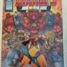 Doom's IV Wizard #1/2 W/COA Image Comics