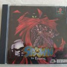 Spawn: The Eternal (Sony PlayStation 1, 1997) Japan Import Tested PS1 PS2