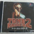 Tomb Raider II Starring Lara Croft (Sony PlayStation 1) Japan Import PS1 PS2