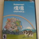 Katamari Damacy (Sony PlayStation 2, 2004) Complete With Manual Tested PS2