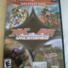 MX vs. ATV Unleashed Greatest Hits ( PlayStation 2, 2005) W/ Manual Tested PS2