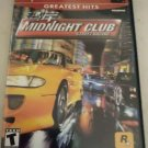 Midnight Club: Street Racing Greatest Hits (Sony PlayStation 2, 2000) Tested PS2