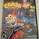 Crash: Tag Team Racing (Sony PlayStation 2, 2005) Complete W/ Manual Tested PS2