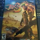 Jak 3 (Sony PlayStation 2, 2004) Complete W/ Manual Tested PS2