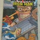 Fantastic Four Iron Man Big in Japan #2 VF/NM MArvel Comics